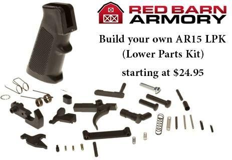 Red Barn Armory Build Your Own Ar 15 Lpk