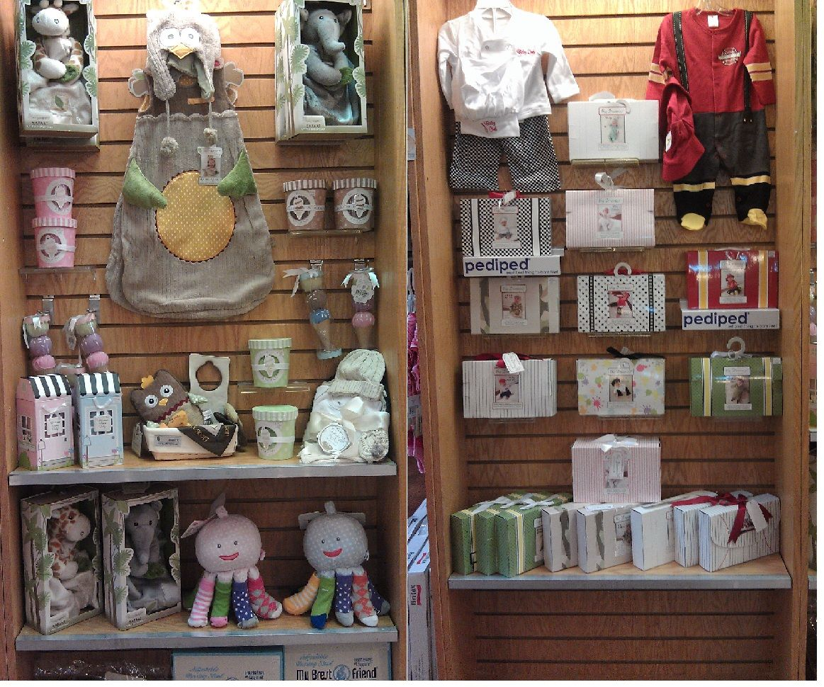Aspen Baby items are now in stock!!