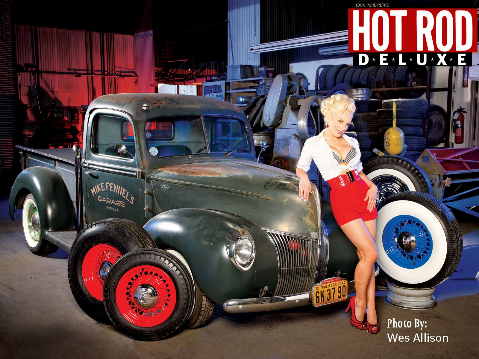 1471 best #46 (2016) ?HOT ROD &- THE BEAUTIFUL PIN-UP GIRLS?IN A ...