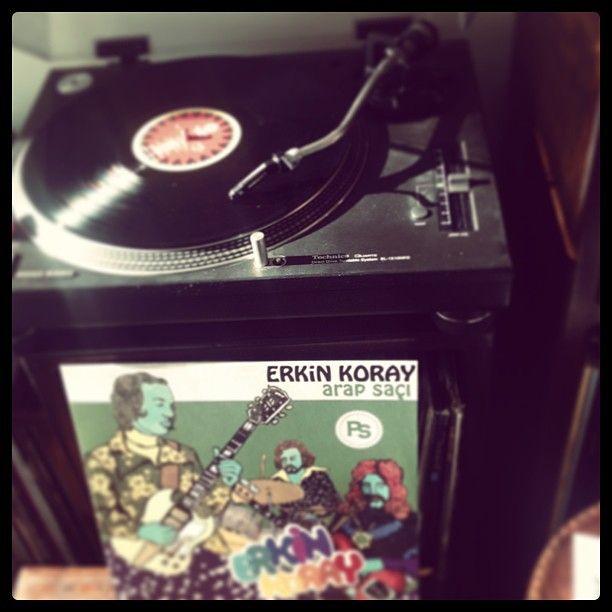 Erkin Koray - Arap Saçı (2012 compilation)