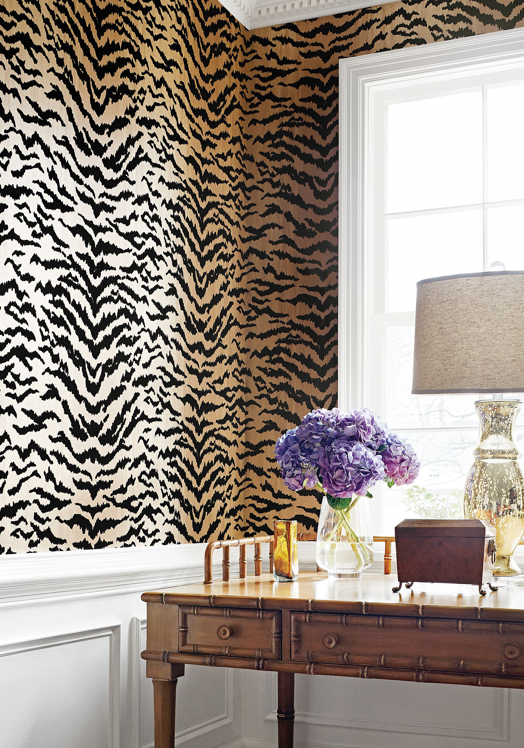 Amazing Animal Print Wallpaper Ideas