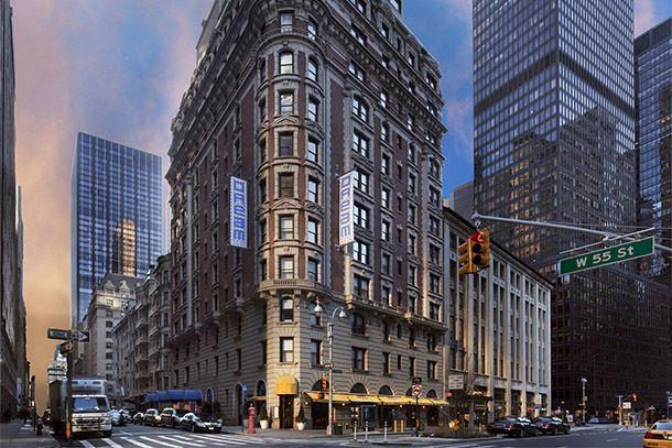 Dream Midtown A Newly Hip Manhattan Hotel New York City Vacation Dream Hotels Dream Hotel New York