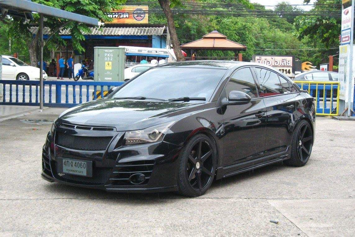 Products Chevy Cruze Chevy Cruze Custom Chevy Cruze Accessories