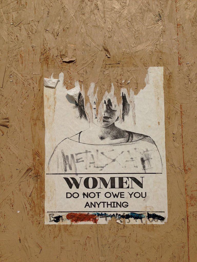 misogynist men signs