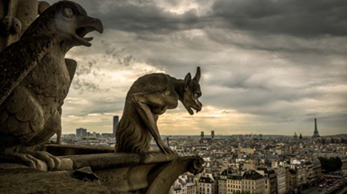 Image result for demons notre dame de paris