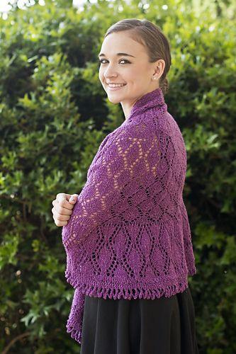 Interlude shawl | Crochet shawls and wraps, Knitting ...