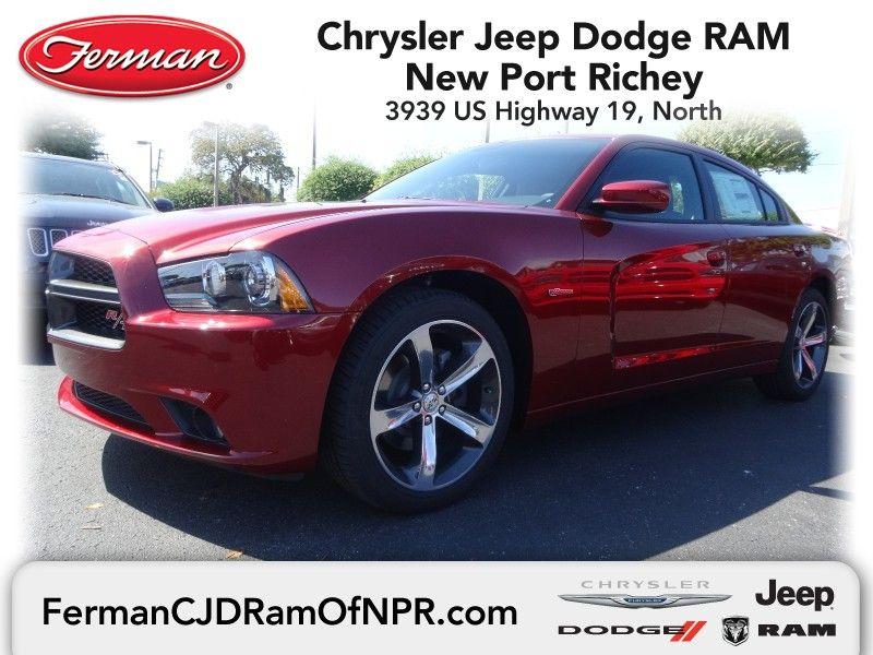2014 Dodge Charger R/T - High Octane Red | Dodge | Dodge ...