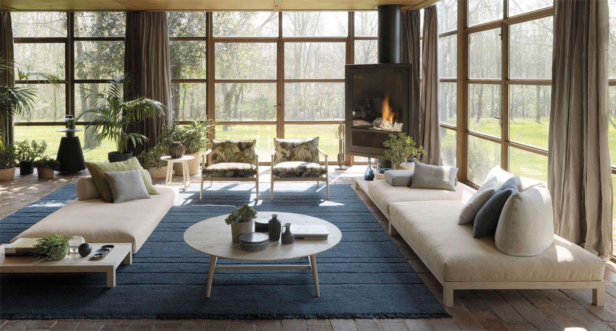 Idee per arredare il salotto moderno suggerimenti per for Suggerimenti per arredare casa