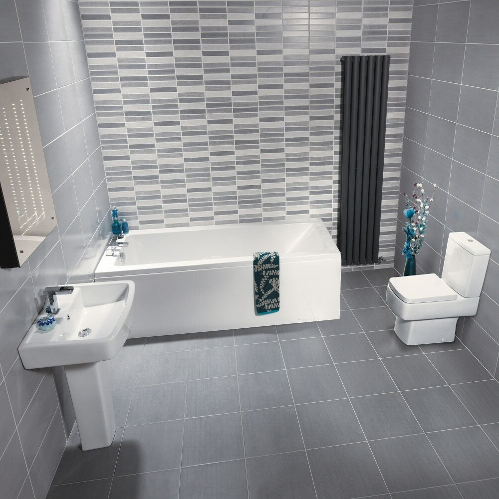 Milano Jewel 1500Mm Small Bathroom Suite  Small Bathroom Suites Simple Compact Bathroom Suites For Small Bathrooms Review