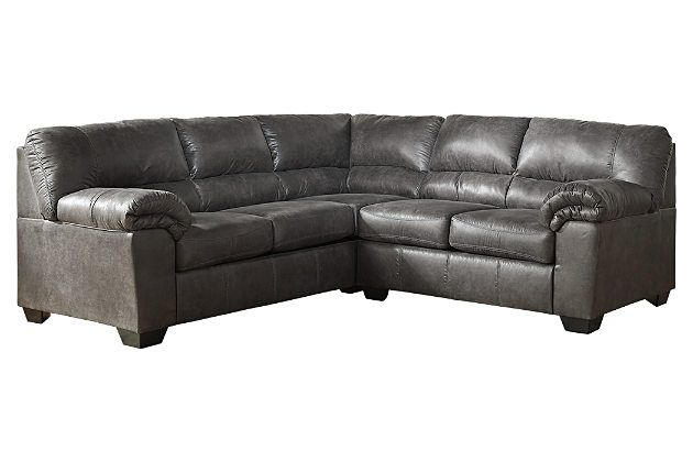 Bladen 2 Piece Sectional Slate Large Sectional Sectional Sofa 3 Piece Sectional