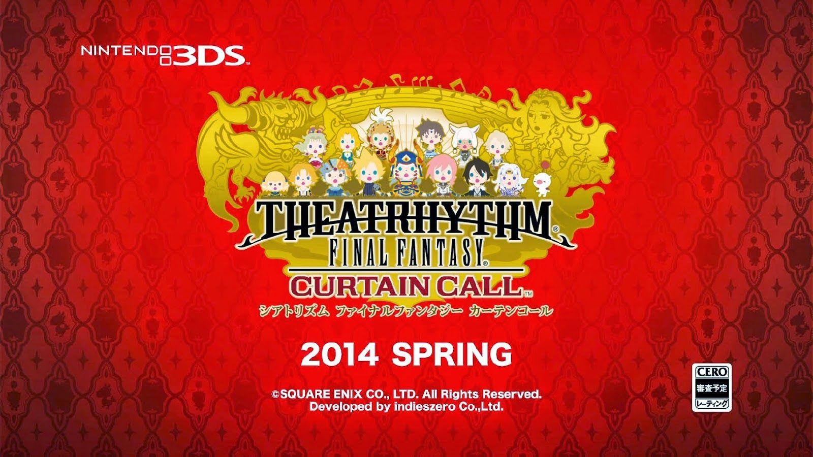 Gameplayaholic: Nog meer Theatrhythm Final Fantasy Curtain Call [3...