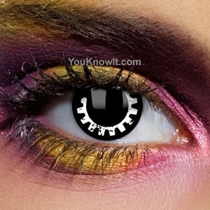Alchemy Steelyard Contact Lenses Pair Coloured Contact Lenses Green Contacts Lenses Costume Contact Lenses Eye Contact Lenses