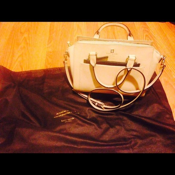 Kate Spade Bag Brand new Kate Spade purse, paid over $200 for it.:) kate spade Bags Crossbody Bags