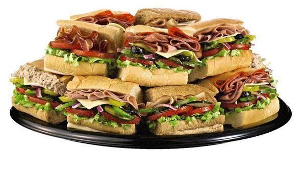 Walmart Sandwich Platters