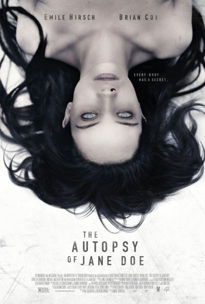 John's Horror Corner: The Autopsy of Jane Doe (2016), so creepy and worth it just for the outstanding premise. | Movies, Films & Flix