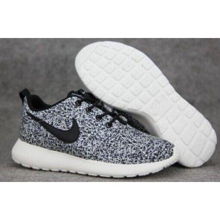 nike roshe speckled white womens sneakers