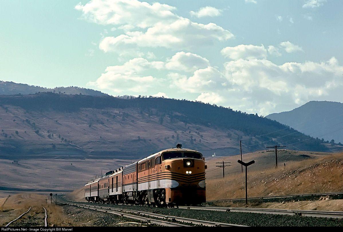 RailPictures.Net Photo: 6003 Denver & Rio Grande Western Railroad Alco PA-1 at Denver, Colorado by Bill Marvel