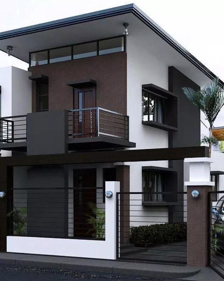 49 Most Popular Modern Dream House Exterior Design Ideas 3 In 2020