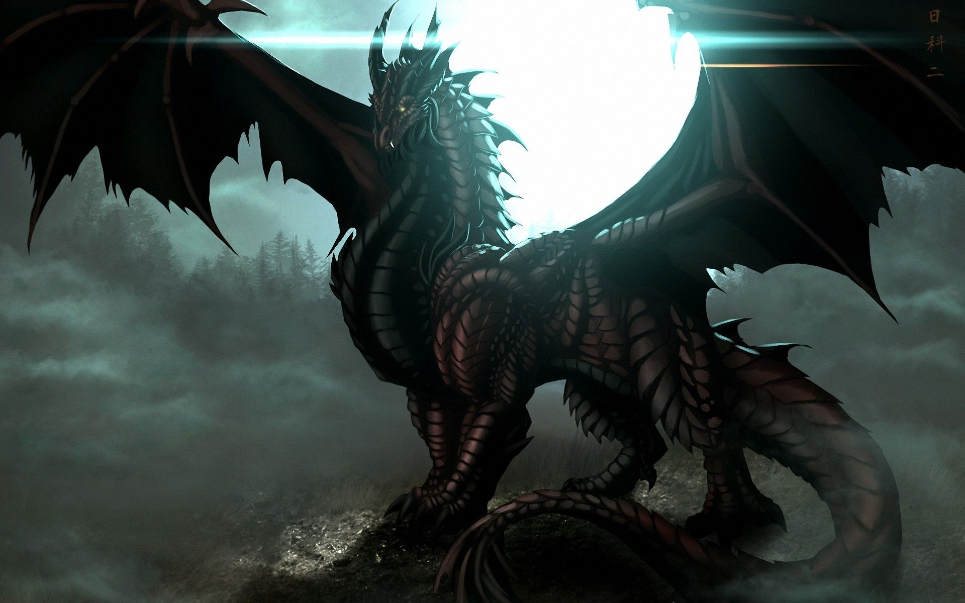 Dark Fantasy Art Dragons Fantasy Art Dragon Dark Wallpaper