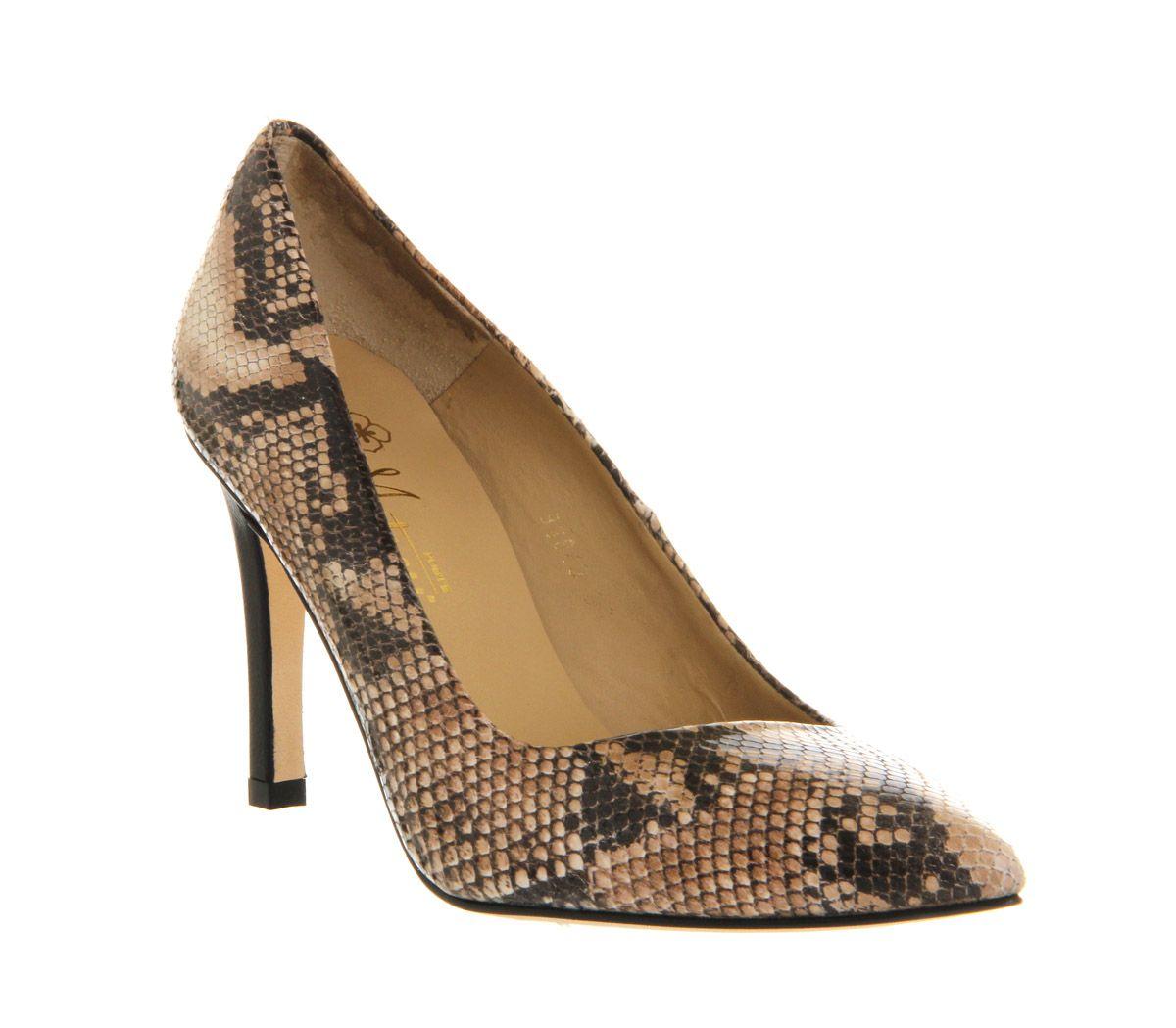 Poste Mistress Lorretta Court Snake Leather Heels http://shop.pixiie.net/womens-poste-mistress-lorretta-court-snake-leather-heels-blackmulti-coloured/