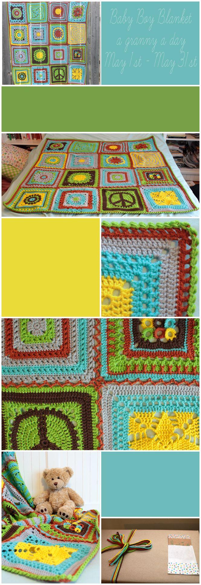 Crochet stitch _Post