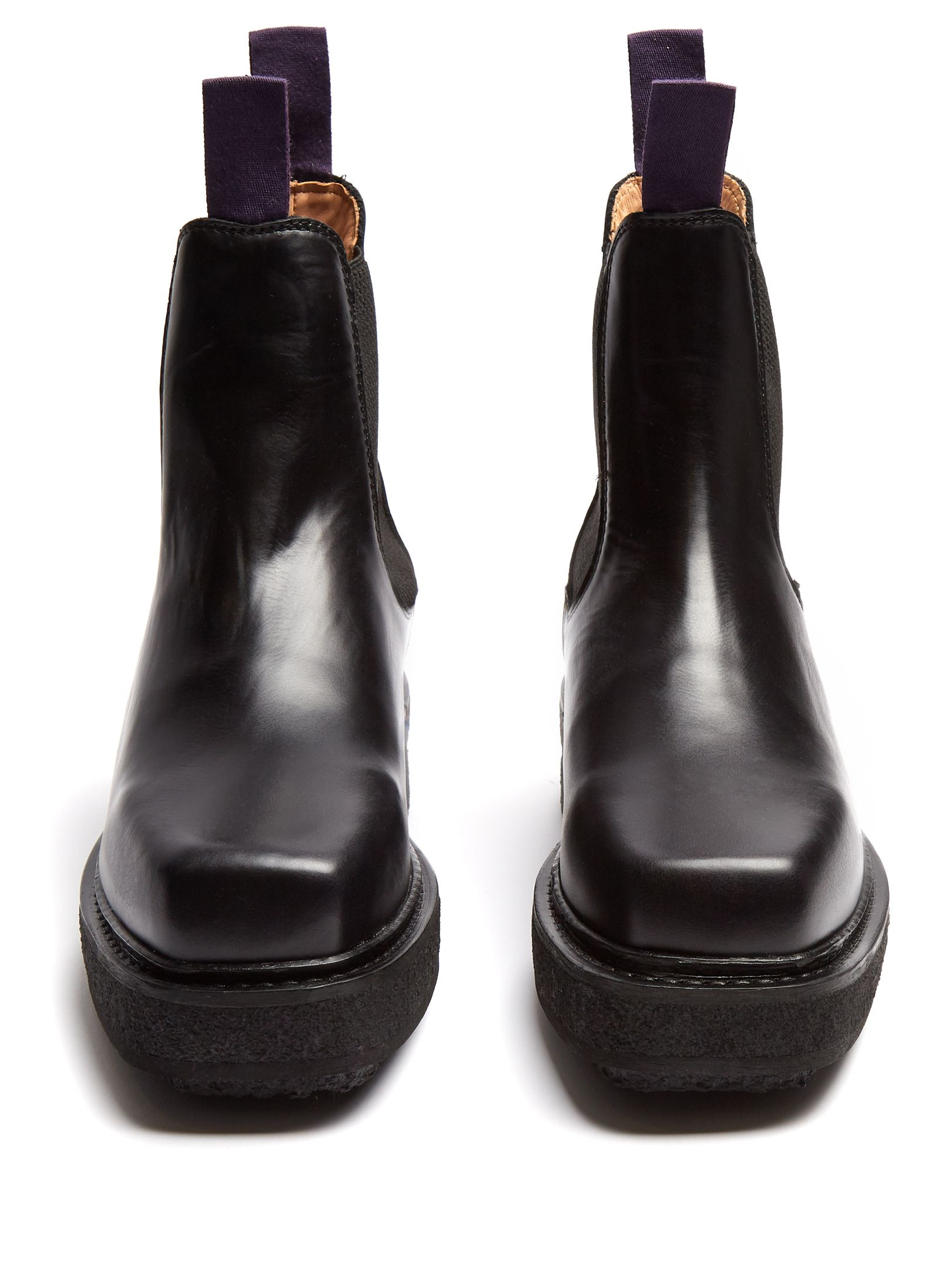 exceptional range of styles 2019 original large assortment Click here to buy Eytys Ortega leather chelsea boots at ...