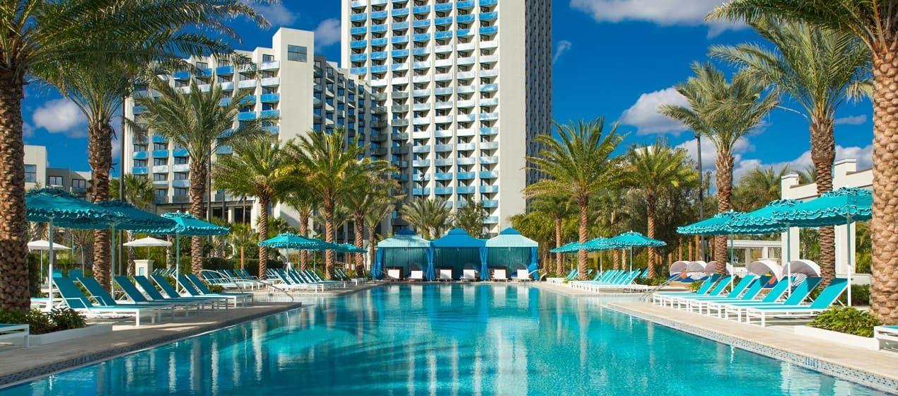 Hilton Buena Vista Palace Official Walt Disney World Hotel