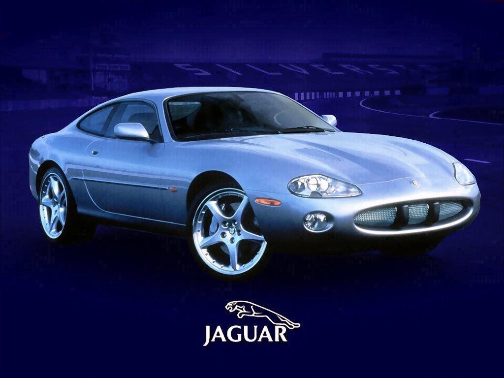 Jaguar Blue Car Hd Wallpaper