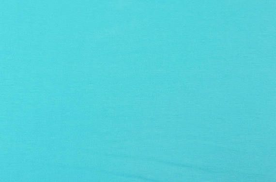 42ac4dd8b9f Turquoise Cotton Lycra Fabric Jersey Knit By Yard 4 Way Stretch #115 8/16