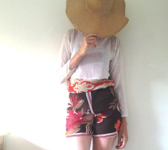 Items similar to SALE, couture shorts, chiffon shorts, US size 10, high fashion shorts, women's shorts, unique, couture, South African shop, ready to ship on Etsy