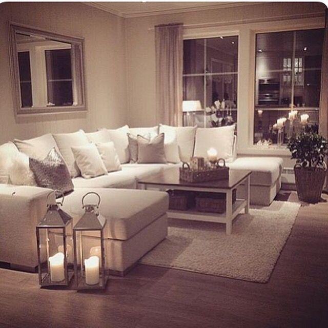 Erstauliche Skadinavische Wohnzimmer Ideen Für Den Herbst