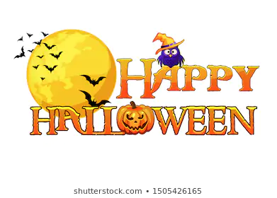 Happy Halloween Banner Background Full Moon Stock Vector Royalty Free 1505426165 Happy Halloween Banner Halloween Banner Happy Halloween