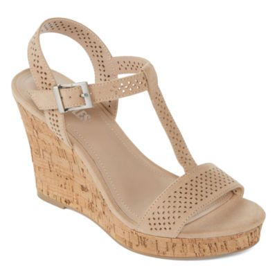 49accd713dc Buy Style Charles Link Womens Wedge Sandals at JCPenney.com today and Get  Your Penney s Worth. Free shipping available