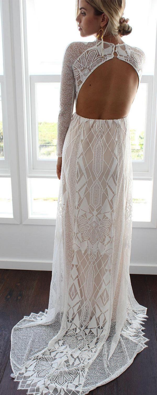 Grace Loves Lace – Unique Bohemian Lace Wedding Dresses | Bohemian ...