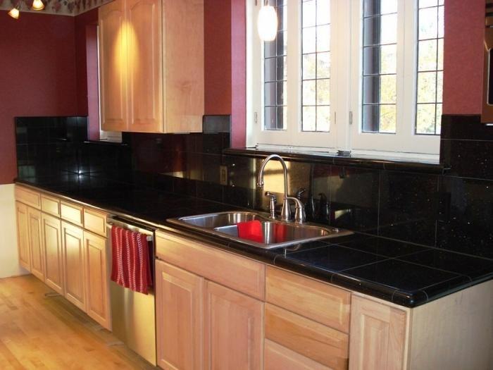 the pleasant of kitchen counter tile ideas  backsplash