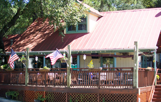 Up The Creek Pub Grill Restaurant Waterfront Dining Hilton Head