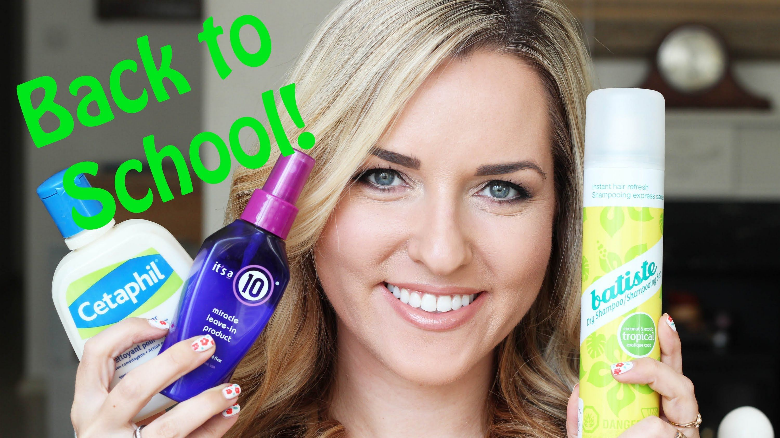 cool Back to School Beauty Essentials (For TEENS