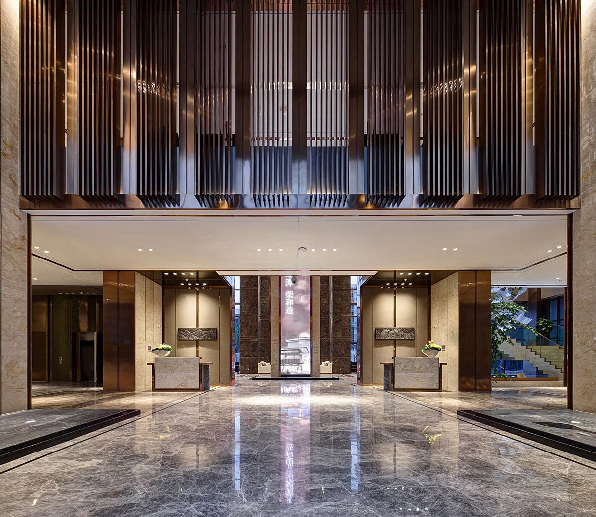 Pin by jeremy on interior china in 2019 lobby interior for Design hotel group