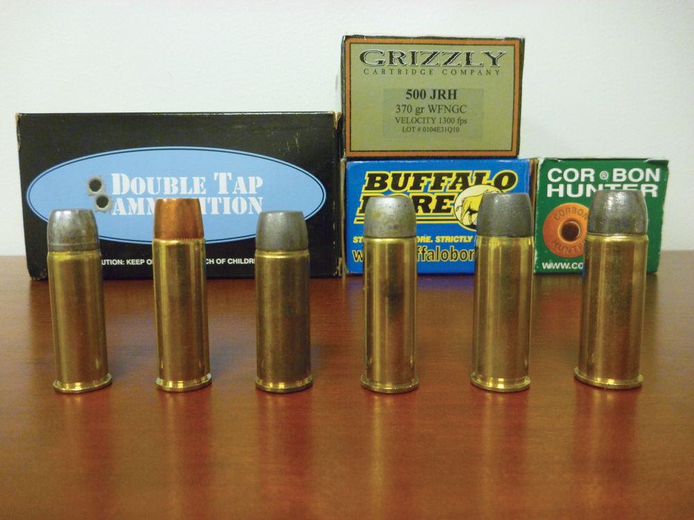 Gun Photos: 25 Big Bore Revolver Hand Cannons   ruger 10-22