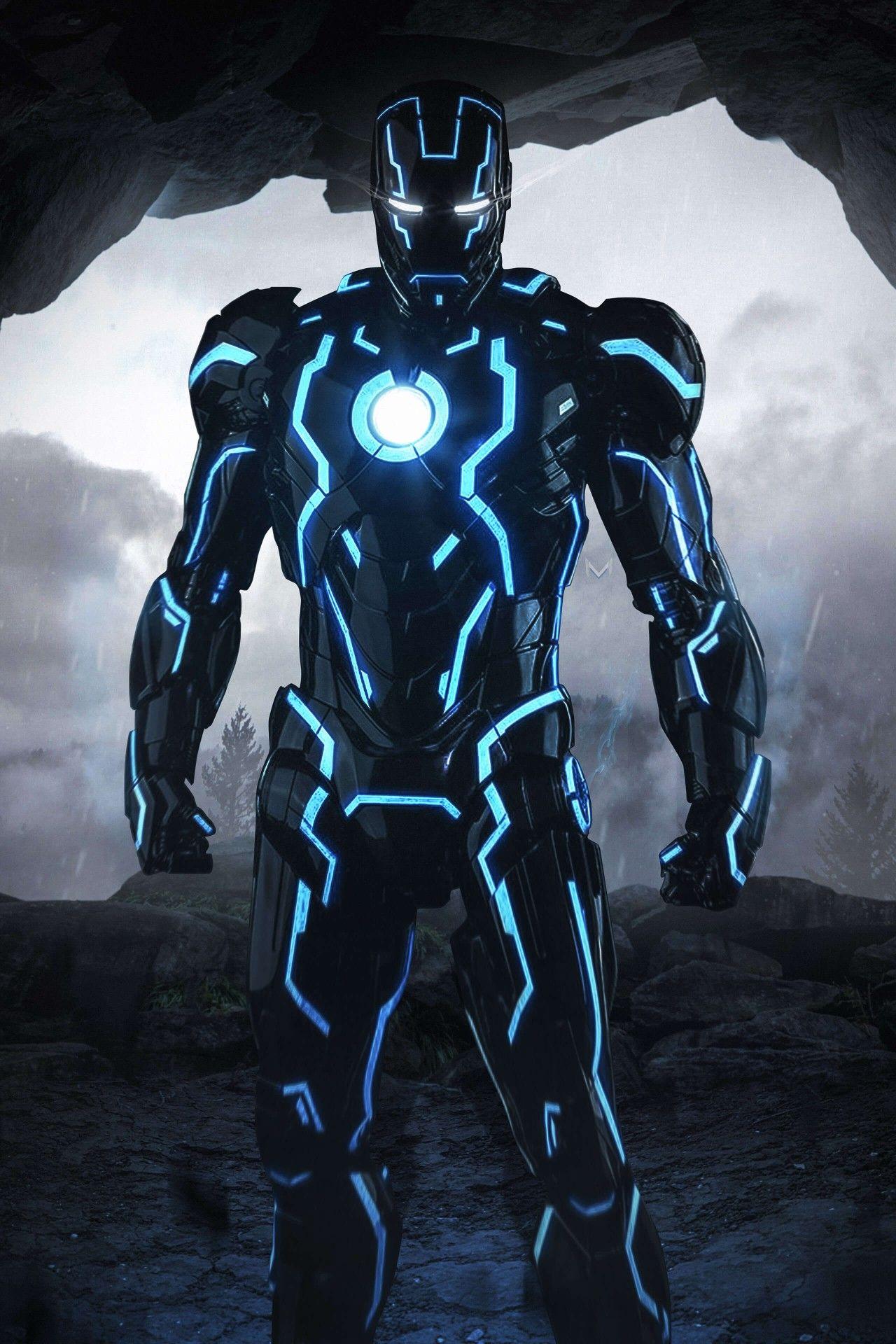 Ironman hd ironman fhd iroman fondos arte de marvel - Fondos de pantalla de iron man en 3d ...