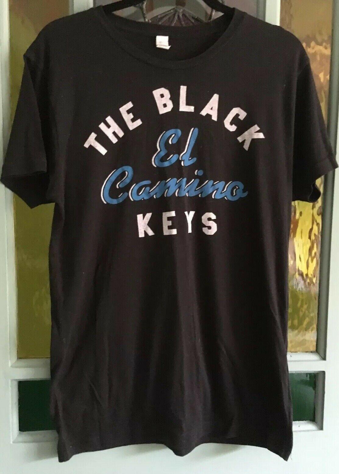 Black Keys El Camino T Shirt Ebay The Black Keys Shirts T Shirt