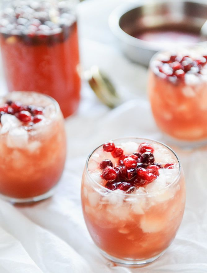 drink ideas for christmas party
