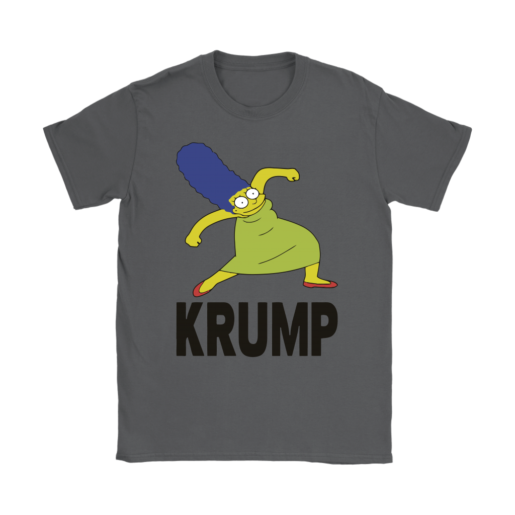 64b83265 Marge Simpson Krump Dancing The Simpsons Shirts | Products ...