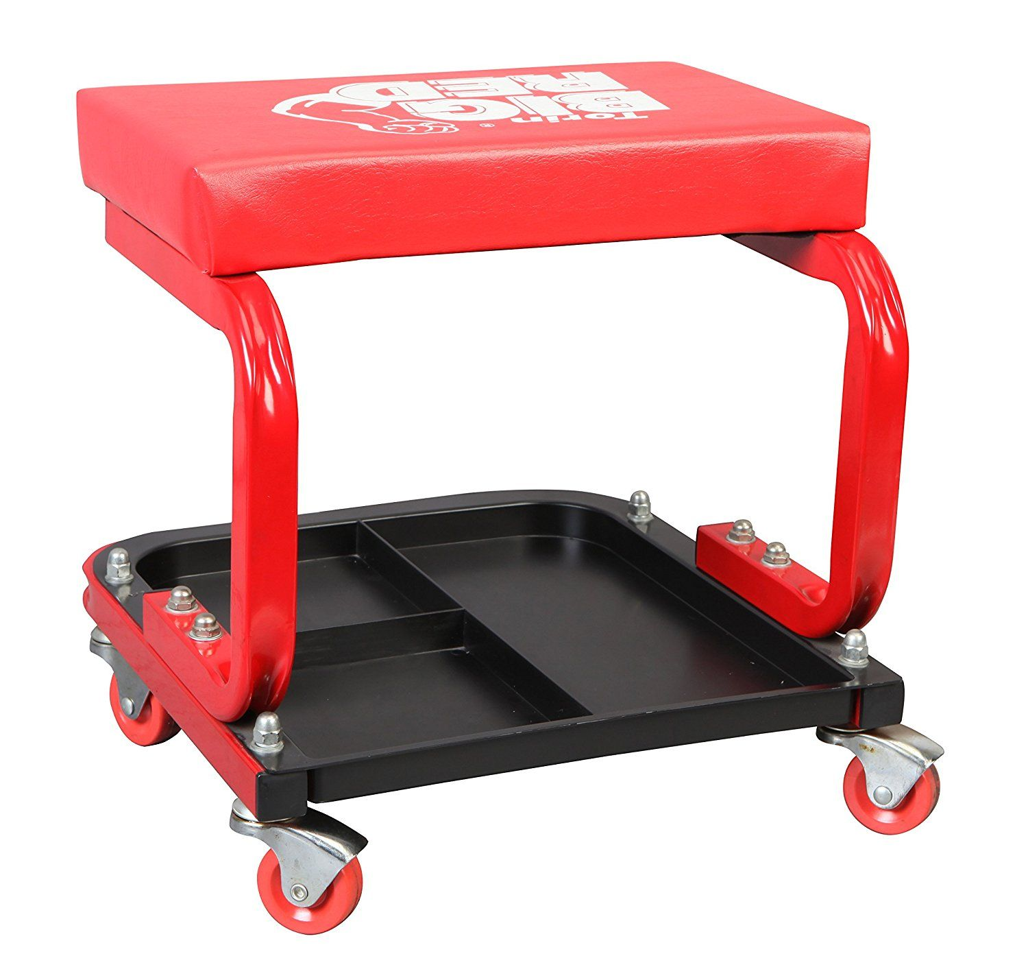 Torin TR6300 Rolling Creeper Garage/Shop Seat Padded Mechanic Stool with Tool Tray  sc 1 st  Pinterest & Torin TR6300 Rolling Creeper Garage/Shop Seat: Padded Mechanic ... islam-shia.org