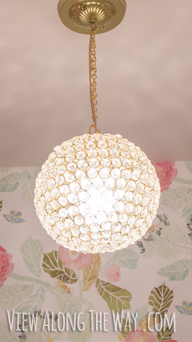 15 Unique Diy Chandelier Designs To Customize Your Home With Diy