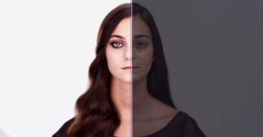 It Doesn't Even Look Like The Same Person. This Video Is Exactly Why So Many Young Women Don't Love Their Bodies.