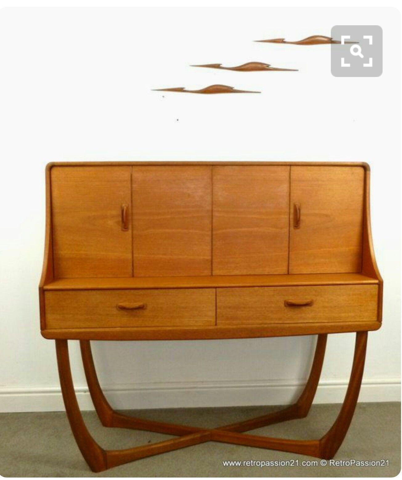 Back To Clics: Feel The Best Lighting Design! | Mid century ... Danish Modern Furniture Credenza on vintage danish modern furniture, danish modern dining chairs, danish modern bedroom furniture, vintage danish teak furniture,