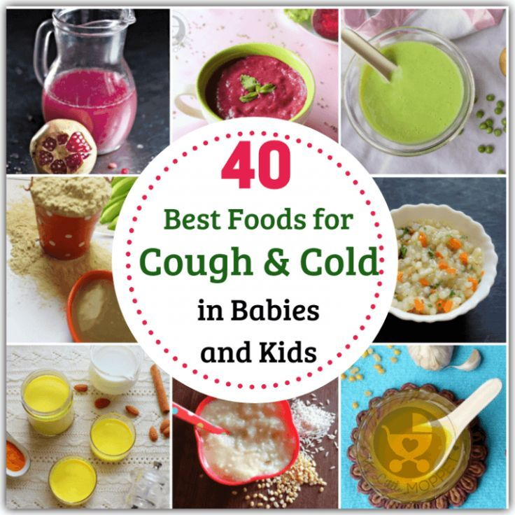 40 best foods for cough and cold in kids sick food food