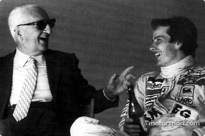 Enzo and Gilles
