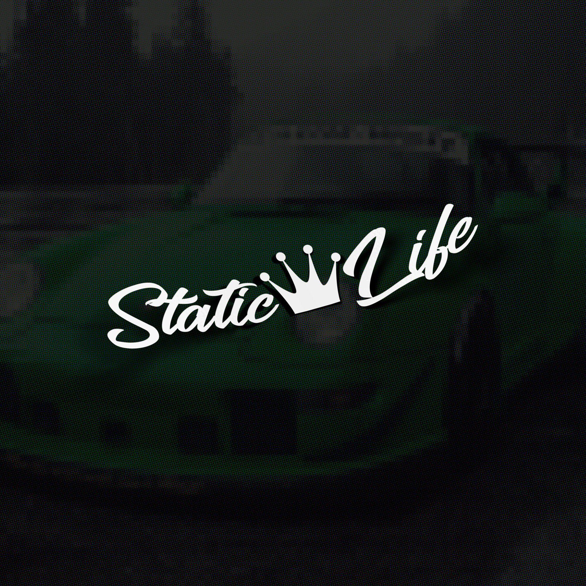 Static Life Jdm Wave Tuner Car Vinyl Drift Anime Decal Sticker Etsy Anime Decals Vinyl Transfer Tape [ 2000 x 2000 Pixel ]